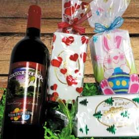 Mixon Holiday Wine & Fudge